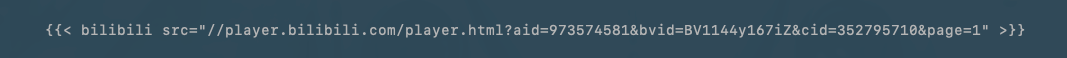 复制src到shortcode格式内
